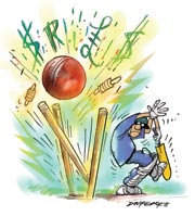 SA CRICKET FIELDS ITS SPINNERS