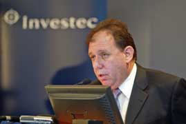 Investec exploited Kebble's weakness