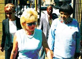 Noseweek 91 Why the Israeli Mafia hit Winnie's friend