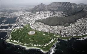 Cape Town's big hole
