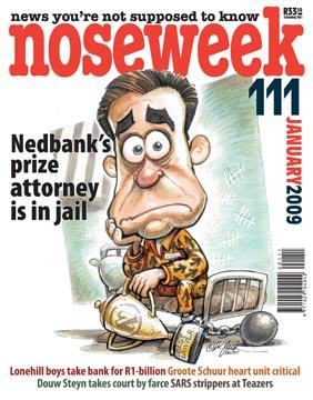 Nedbank's award-winning lawyer