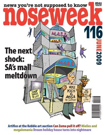 SA's mall shakeout