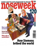 Siemens greases the palms
