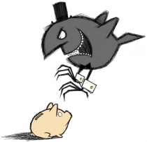 Civil service pensions go down the drain