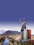 Rabie Property monkeys around on the 14th floor