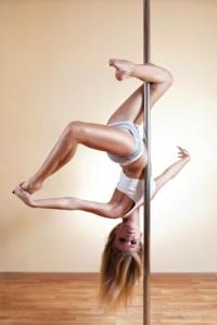 Up the pole
