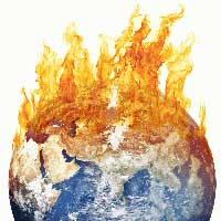 Denialism. The argument overheats