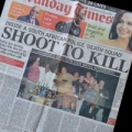 No Police 'death squad'