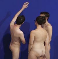 Art exhibitionism