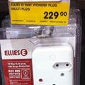 Ellies plug isn't wonderful
