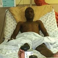 Hospital horrors torture patient