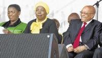 Nkosazana Zuma's evil shadow