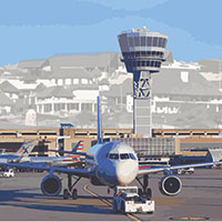 The aerotropolis in Zuma's back yard
