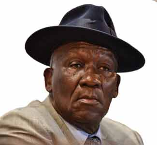Bheki Cele heads investigation - of himself