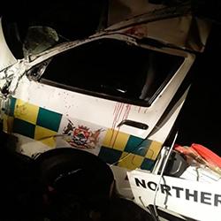 Now it's killer Quantum Toyota ambulances