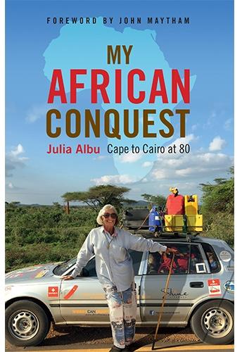 Julia from Jakkalsfontein