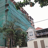 Incriminating report kept from appeal court in demolition case