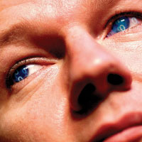 Julian Assange: Going nowhere slowly