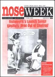 Noseweek Cover 1