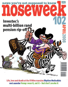 Noseweek Cover 102
