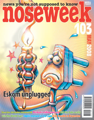 Noseweek Cover 103
