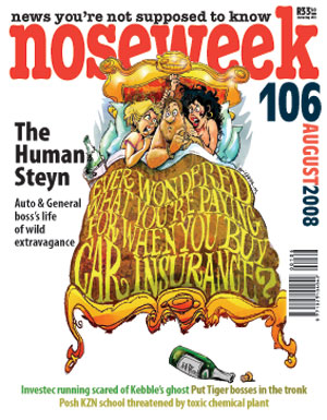 Noseweek Cover 106