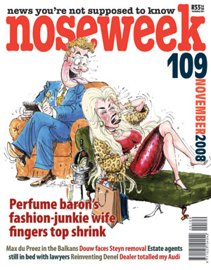 Noseweek Cover 109
