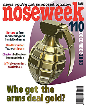 Noseweek Cover 110