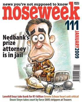 Noseweek Cover 111