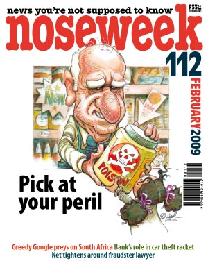 Noseweek Cover 112