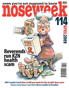 Noseweek Cover 114