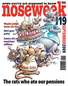 Noseweek Cover 119