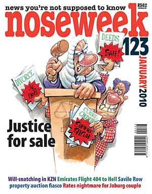 Noseweek Cover 123