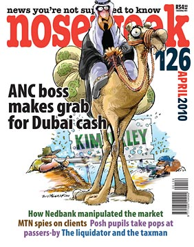 Noseweek Cover 126