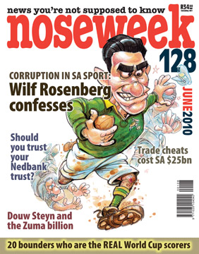 Noseweek Cover 128