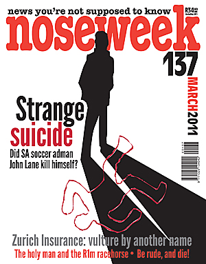 Noseweek Cover 137