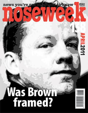 Noseweek Cover 138