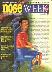 Noseweek Cover 14