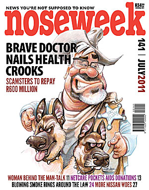 Noseweek Cover 141