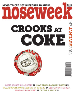 Noseweek Cover 147