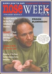 Noseweek Cover 17