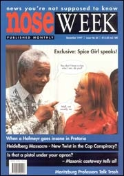 Noseweek Cover 20