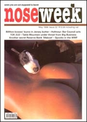 Noseweek Cover 22