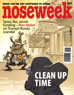 Noseweek Cover 221