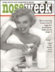 Noseweek Cover 23