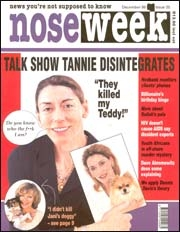 Noseweek Cover 25