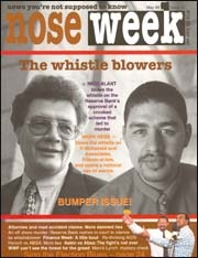Noseweek Cover 26