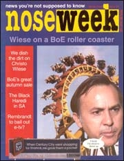 Noseweek Cover 29