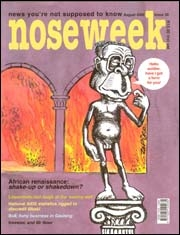 Noseweek Cover 30