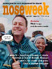Noseweek Cover 32